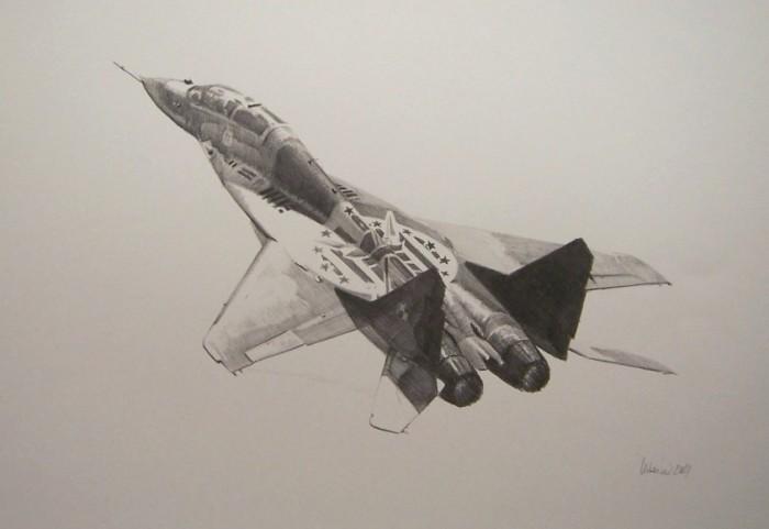 MiG 29. Polish Air Force ...
